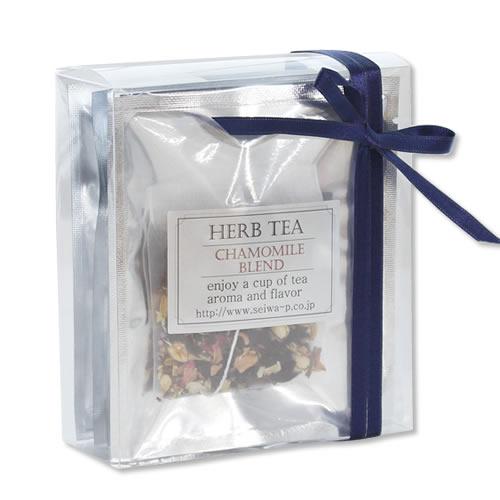 かっこいいな紅茶・ハーブティのパッケージ