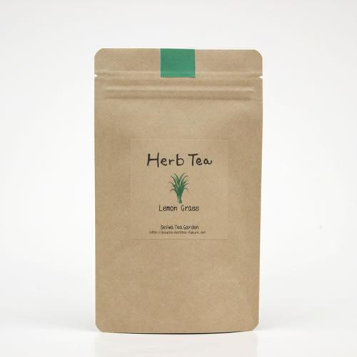クラフト袋のハーブティー パッケージ
