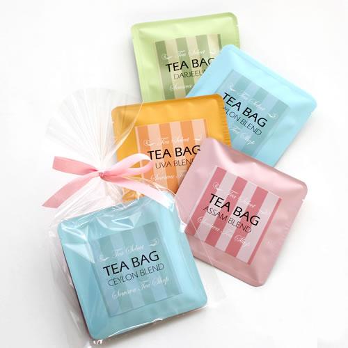 かわいいな紅茶・ハーブティのプチギフト
