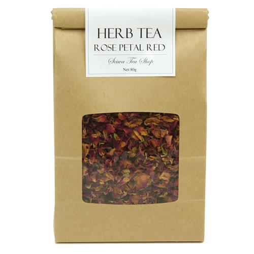 ナチュラルな紅茶・ハーブティのパッケージ